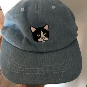 Stray Cat Social Club Hat
